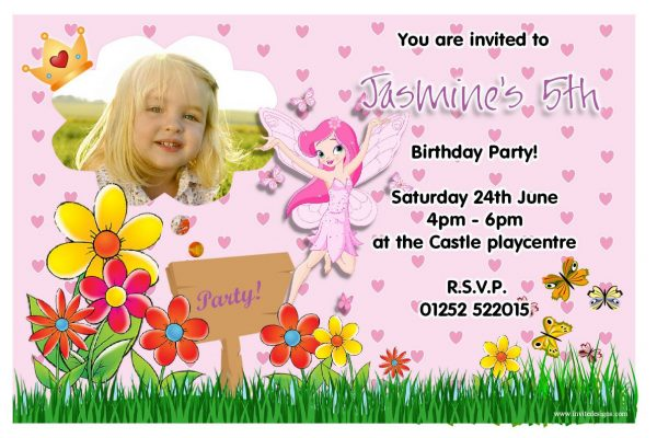 Birthday Party Invitation Etiquette