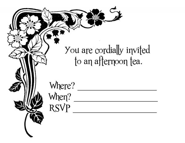 Birthday Party Invitation Quotes