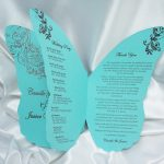 Butterfly Wedding Invitation Quotes