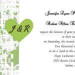 Fall Wedding Invitation Etiquette