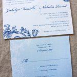 Fall Wedding Invitation Template Wording