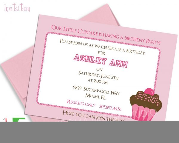 Free Printable Invitation Wording