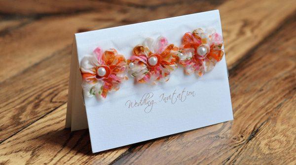 Handmade Invitation Template Design