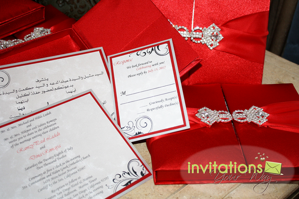 Handmade Invitation Template Idea