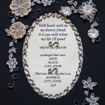 Handmade Wedding Invitation Printable