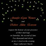 Inexpensive Wedding Invitation Online