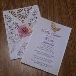 Inexpensive Wedding Invitation Template