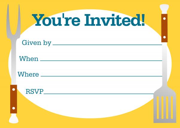 Invitation Online Idea