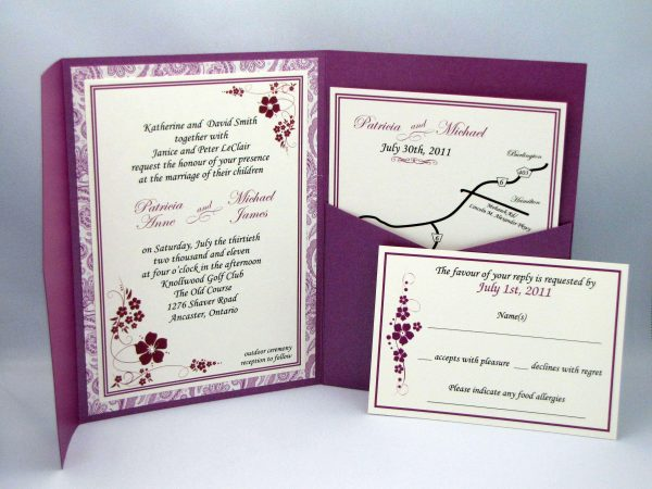 Invitation Wording Etiquette