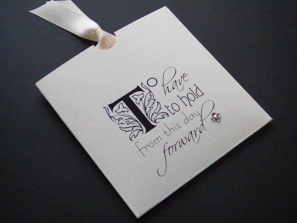 Pocket Wedding Invitation Quotes