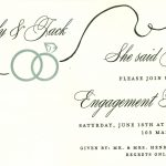 Rehearsal Dinner Invitation Design