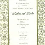 Rehearsal Dinner Invitation Printable