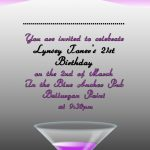 Sample Templatest Birthday Invitation Idea