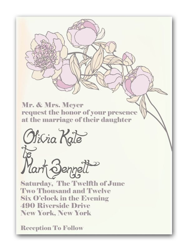 Unusual Wedding Invitation Quotes