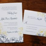 Wedding Invitation Design Sample