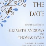 Wedding Invitation Ideas Template Design