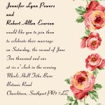 Affordable Wedding Invitation Design