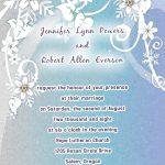 Affordable Wedding Invitation Template Etiquette