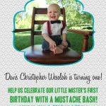 Birthday Invite Design
