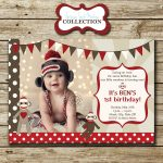 Birthday Party Invitation Template  Idea