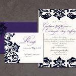Classic Wedding Invitation Idea