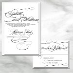 Creative Wedding Invitation Printable