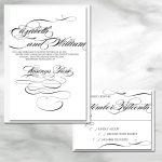 Creative Wedding Invitation Printable