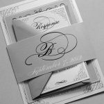 Creative Wedding Invitation Template Card