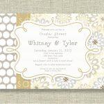 Design Etiquette Printable Invitation Sample