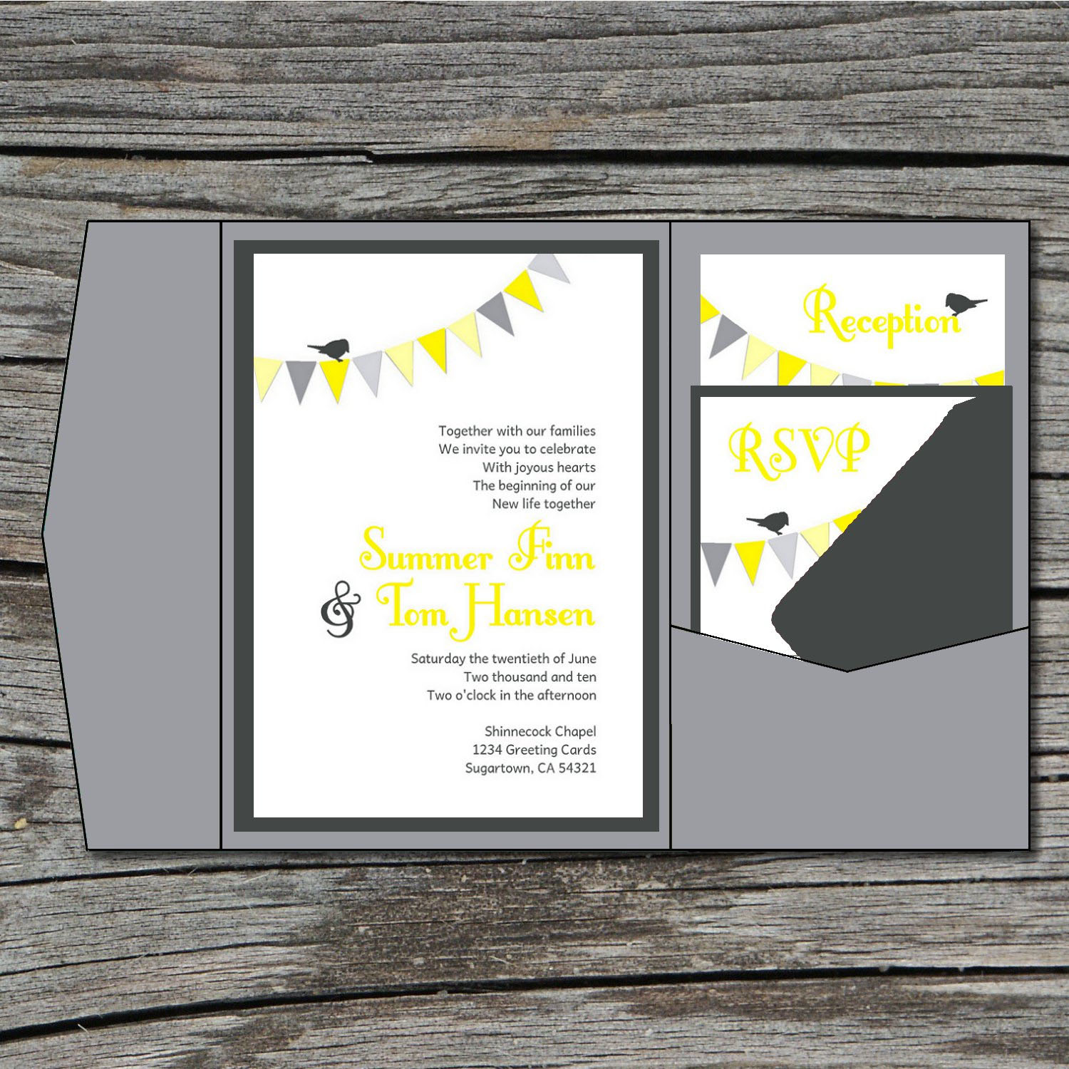 Diy Wedding Invitation Quotes