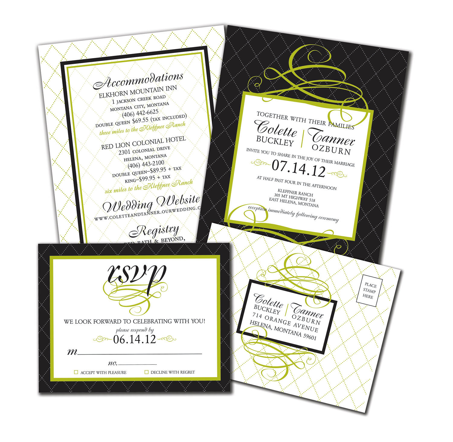 Diy Wedding Invitation Wording