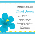 Email Invitation Design