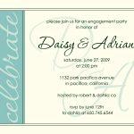 Engagement Invitation Quotes