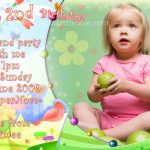 Free Birthday Invitation Quotes