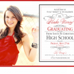 Graduation Party Invitation Online