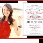 Graduation Party Invitation Online