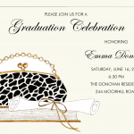Graduation Party Invitation Printable