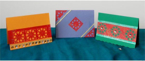 Handmade Invitation Design