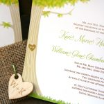 Handmade Wedding Invitation Template