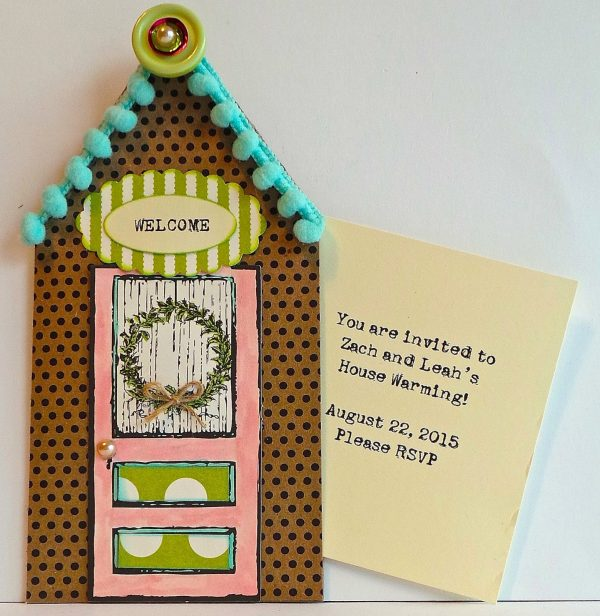 Housewarming Invitation Template