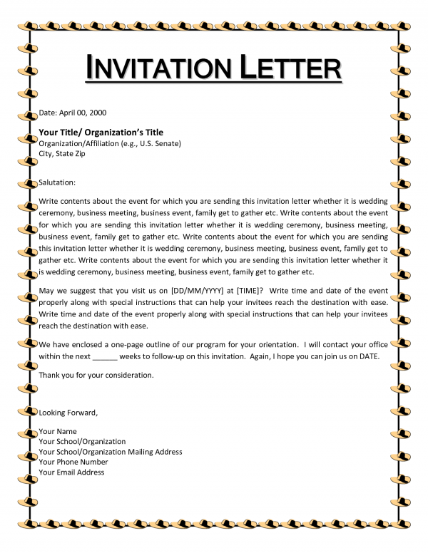 Invitation_Letter_Template