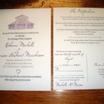 Invitation Online Design