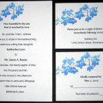 Invitation Online Template Card