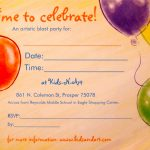 Invitation Online Wording