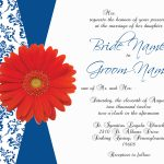 Invitation Wording Design