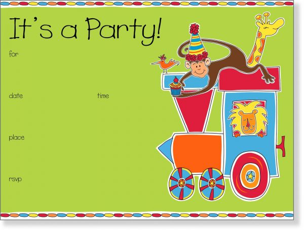 Kids Party Invitation Quotes