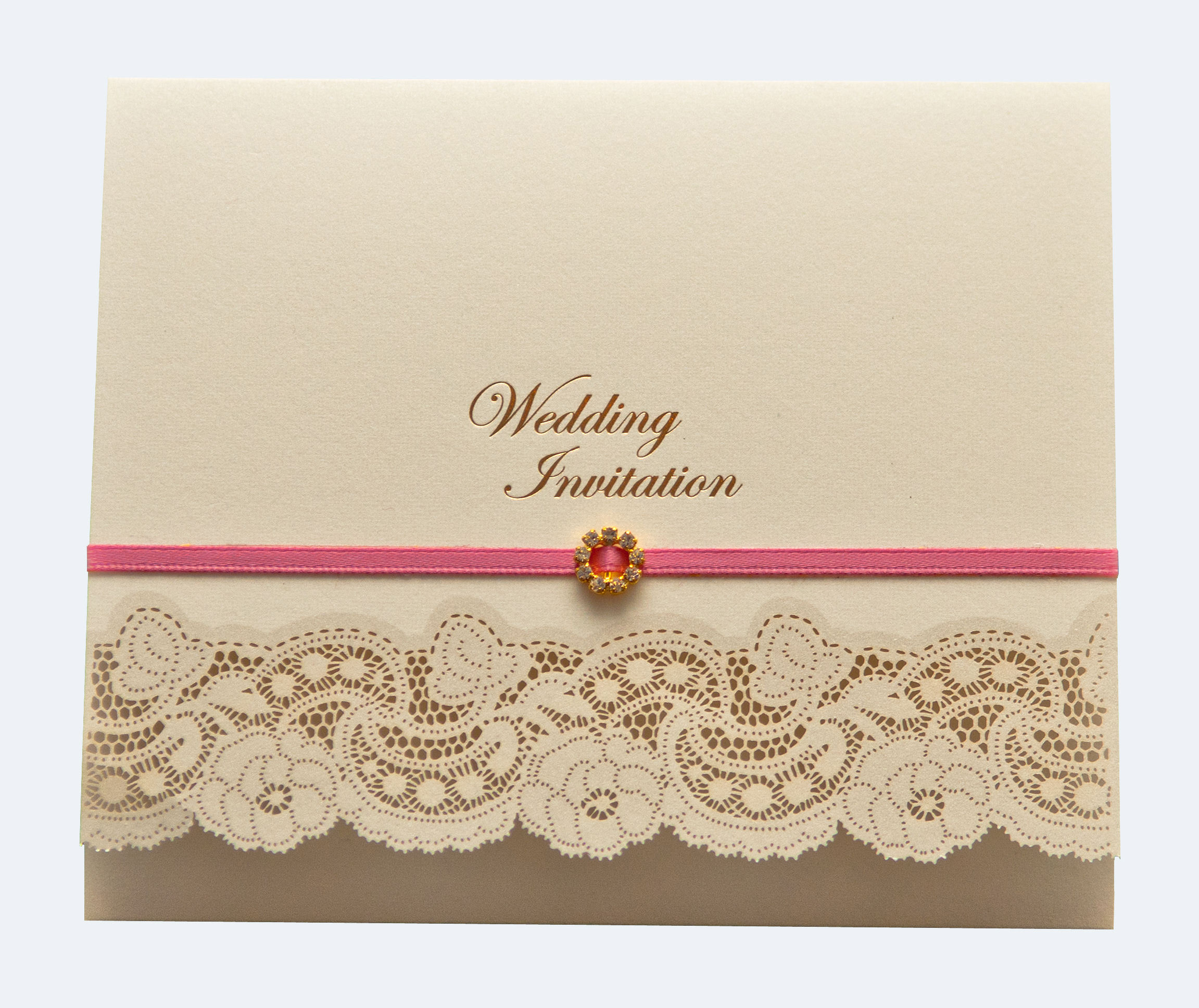 Lace Wedding Invitation Quotes