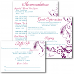 Modern Wedding Invitation Template