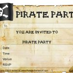 Party Invitation Sample
