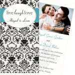 Personalized Wedding Invitation Sample